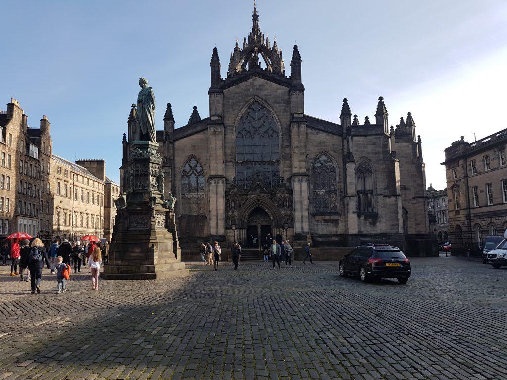 Cattedrale di St. Giles ad Edimburgo